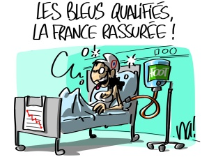 La France rassurée