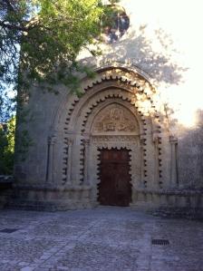 Eglise matin