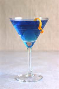 L'antidote au Blue Monday : Curaçao, Vodka, Cointreau